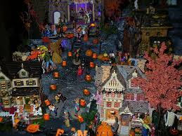 spooky town 10 best spooky town set up images on