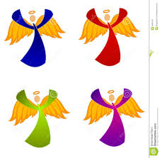 christmas angels clip art clipart collection