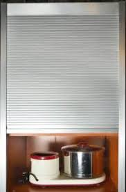 Roller Shutter Doors For Kitchens KitcSetcom Sep - Kitchen cabinet roller doors