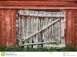 Wood Barn Doors by Old Wooden Barn Door Royalty Free Stock Photos Image 33475828