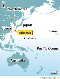 Okinawa Map U S Marine Transfer Plan Might Be Reviewed Commandant Says The
