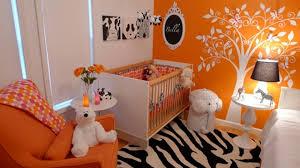 chambre bebe orange chambre bébé fille en gris et 27 belles idées à partager