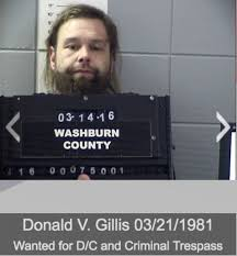 Active Bench Warrant Washburn County U0027s Wanted List Recent News Drydenwire