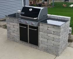 Best 25 Outdoor Kitchen Sink Ideas On Pinterest Outdoor Grill by Best 25 Built In Bbq Grill Ideas On Pinterest Built In Outdoor