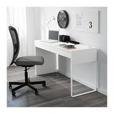 bureaux blancs micke bureau ikéa et bureaux blancs