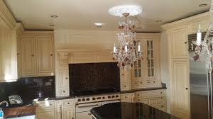 Hand Paint Clive Christian Kitchen In Beeston NottinghamHand - Clive christian kitchen cabinets