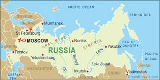 russia in maps russia map russia travel maps from word travels