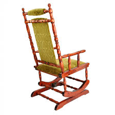 Western Rocking Chair Wooden Rocking Chairs