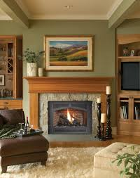 fireplace xtrordinair 564 space saver gas fireplace h2oasis