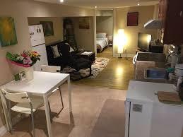 cozy 1 bedroom lower level apartment in toronto beaches 1 br