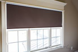 Roller Shades Blackout Making Progress The Hall Way