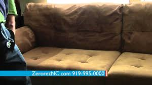 Upholstery Cleaning Indianapolis Zerorez Upholstery Cleaning North Carolina Youtube