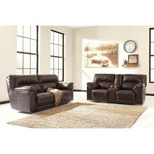 ashley furniture home theater seating ashley furniture barrettsville durablend reclining livingroom set
