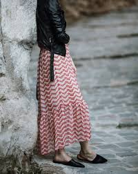 to wear a maxi dress for spring