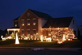 residential christmas light installation gallery oak harbor