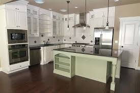 kitchen cabinets white with glaze and gray walls reasons why your