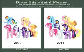 Draw It Again Meme - draw this again meme by oliveoii on deviantart