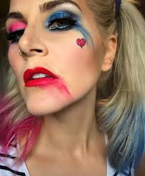 Saw Halloween Makeup by Makeup Sessions Halloween Edition U2013 Harley Quinn Face