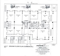 floor plan of a commercial building floor plans commercial house plans home designs