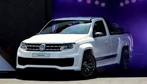 volkswagen amarok custom uautoknow net vw amarok tdi power pickup concept shown