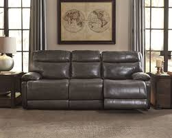 metal power reclining sofa