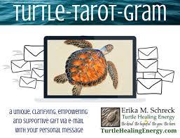 send a gram turtle tarot gram send a special occasion reading