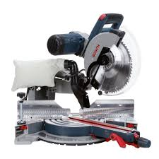 Bosch Saw Bench Bosch 15 Amp Corded 12 In Dual Bevel Glide Miter Saw With 60