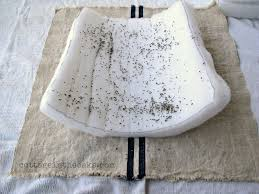 Covering A Seat Cushion How To Cover Chair Cushions Grain Sack Cottage In The Oaks