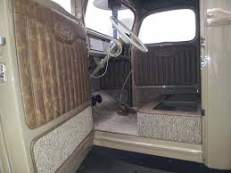 Classic Ford Truck Interiors - frank u0027s rods upholstery 1940 ford pick up custom upholstery