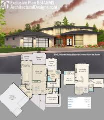 Architecture Design Floor Plans 180 Best Modern House Plans Images On Pinterest Modern House