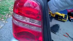 where to get brake light fixed diy how to fix your highlander brake lights youtube
