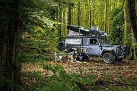 land rover 110 overland defender camper auto express