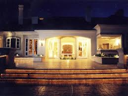 solar deck stair lights house exterior and interior awesome
