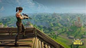 fortnite u0027s battle royale draws a huge crowd over the weekend