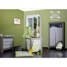 babyzimmer enni babyzimmer felix in akaziengrau 10 tlg mit 2 türigem kl enni