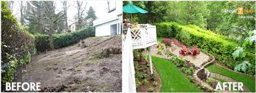 backyard slope landscaping ideas part 32 landscaping ideas for