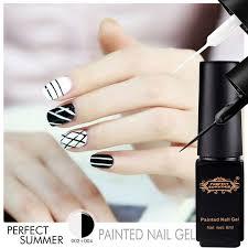 aliexpress com buy perfect summer uv nail gel polish painted