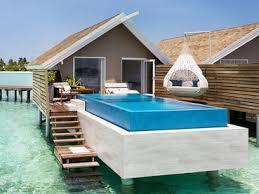 chambre sur pilotis maldives hôtel south ari atoll maldives réservation du séjour en
