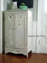 46 antique dish cupboard an antique white kitchen cabinet and