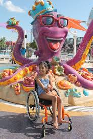 first water park for kids with disabilities new first all