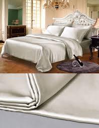 Silk Duvet Set Bedding Silk Duvet Cover Fairylotus Com