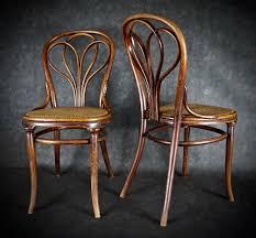 Esszimmerst Le Antik Antike No 25 Stühle Von Michael Thonet Für Gebrüder Thonet 4er