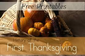 hundreds of free thanksgiving printables unit studies lapbooks