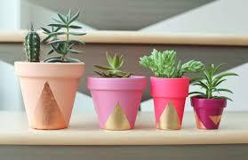 diy pot simple easy diy flower pot designs fall home decor