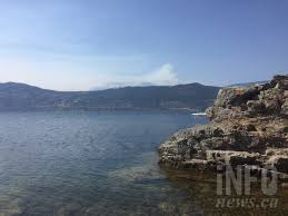 Wildfire Quesnel by Update Wildfire Near Peachland Remains At 1 500 Hectares