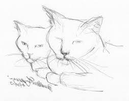 simple pencil drawings of animals simple pencil drawings of