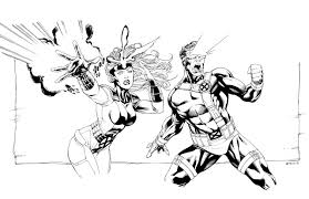cyclops coloring pages coloring