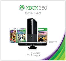 xbox 360 black friday 2012 target amazon com xbox 360 e 250gb kinect holiday value bundle video games