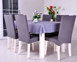 furniture modern dining room with white dining table feat purple