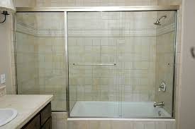 1 4 u2033 semi frameless shower doors martin shower door